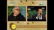 Сашо Дойнов за темите и гостите през седмицата - На кафе (21.02.2014г.)