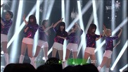 (hd) Aoa - Get Out ~ Inkigayo (04.11.2012)