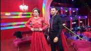 Dancing stars - Какво правят участниците по време на рекламните паузи (22.04.2014)
