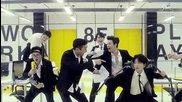 Бг Превод! Super Junior M - Swing ( Korean Ver. )