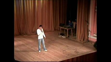 божидар христов - обич за обич - на живо - /част/ - 2005