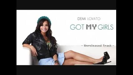 Demi Lovato - Got My Girls New Song 2010