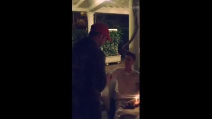 Рождения ден на Jeremy Bieber