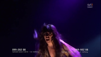 Победител в Евровизия 2012 - Швеция   Loreen - Euphoria (превод)
