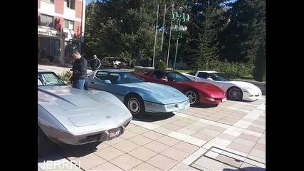 Закриване на сезон 2013 - национален събор на американските автомобили в България !