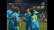 Лион - Барселона 2:2 Андрес Иниеста Гол