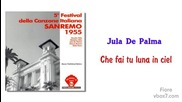 18. Jula De Palma- Che fai tu luna in ciel