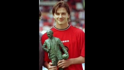 Cristiano Ronaldo Vs David Beckham