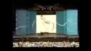 изпълнение на Elton John