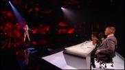 16 годишната Amelia Lily в борба за оставане в шоуто - The X Factor Uk 2011