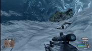 Crysis Warhead on Delta #04 - Frozen Paradise