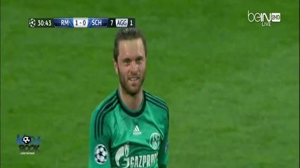 Реал ( Мадрид ) 3:1 Шалке 04 18.03.2014