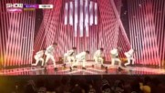 509.0329-3 Monsta X - Beautiful, [mbc Music] Show Champion E222 (290317)