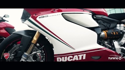 Ducati Bg Tour by Tuning.bg