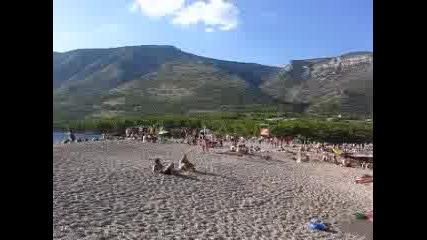 Плаж Златни Рат - Хърватска, О. Брач, Бол
