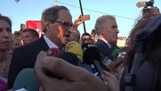 Spain: Protesters demand release of Catalan leaders after prison transfer