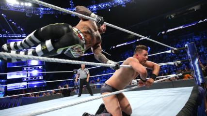 Rey Mysterio vs. The Miz: SmackDown LIVE, Oct. 23, 2018