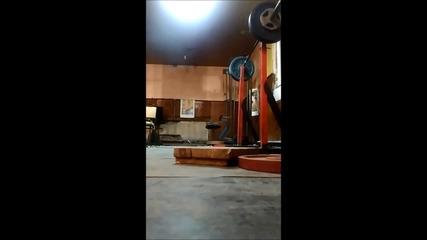 Кадри от мои тренировки