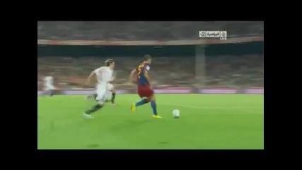 Fcbarcelona 4:0 Sevilla Spanish Super Cup !!!