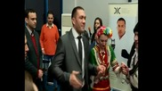 Кобрата: Искам да зарадвам българите с мач тук