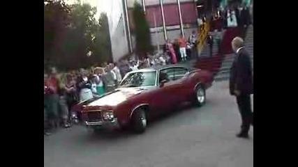 1970 Oldsmobile Burnout 442