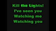 Britney Spears - Kill The Lights + Lyrics
