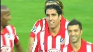 Atletico Madrid - panatinaikos:2 - 0