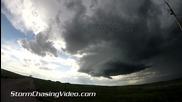 Облачна фуния в Жилет , Уисконсин 31.5.2014