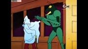 Scooby - Doo - Зловещата гадина от бутаническата градина [bg audio]