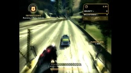 Nfs Mw - Nomad is back!