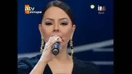 Ebru Gundes - Ibrahim Tatlises