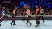 Braun Strowman & Bobby Lashley vs. Kevin Owens & Sami Zayn: WWE Backlash 2018 (Full Match)