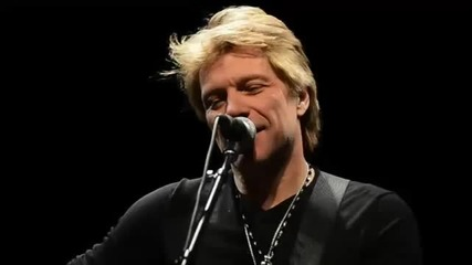 Jon Bon Jovi - Superman Tonight (live 11_9_12)
