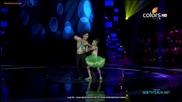 Този нечовешки танц накара света да изригне Индия търси талант