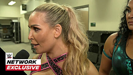 Natalya & Tamina's WrestleMania defeat means nothing: WWE Network Exclusive, April 16, 2021