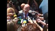 Ръководството на Политическия съвет на НДСВ подаде оставка