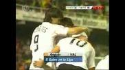 Valencia - Barcelona 2:1 Angulo Goal