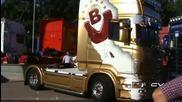 coast truck team - 3 Scania Valcarenghi -