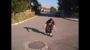 Varial Kickflip By Pando