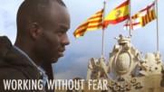 Да бъдеш нелегален уличен продавач в Испания