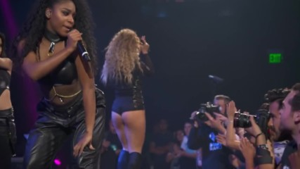 Fifth Harmony - Worth It Live on the Honda Stage at the iheartradio Theater La