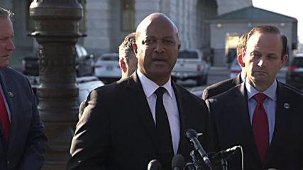 USA: Republican attorneys general condemn impeachment on Capitol Hill