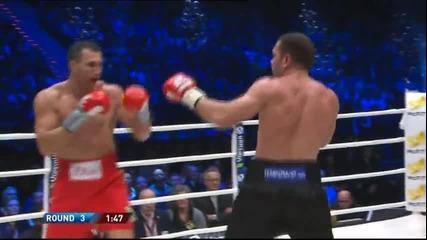 Целият мач Кубрат Пулев и Владимир Кличко!
