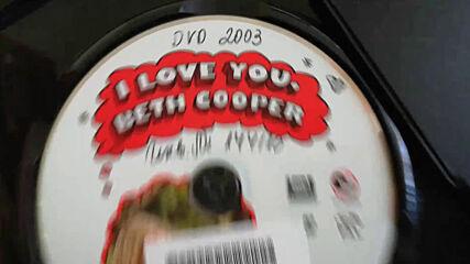 Българското Dvd издание на Обичам те, Бет Купър (2009) А+филмс