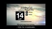 Експериментът / Fringe - Сезон 4 Епизод 18