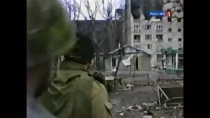 Репортер загива от снайперист в Чечня