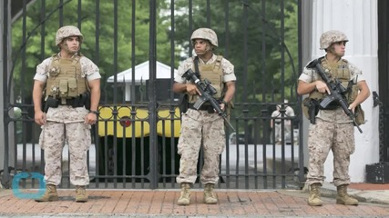 Official: Shots Fired on Washington Navy Yard Campus