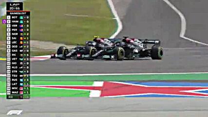 Формула 1 Гран При Португалия 2021 Година Акценти От Състезанието