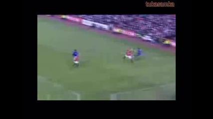 Преди Мача Manchester United Vs Everton (31.01.2009)