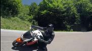 Road Racing - гоненица с моторетки в Сърбия